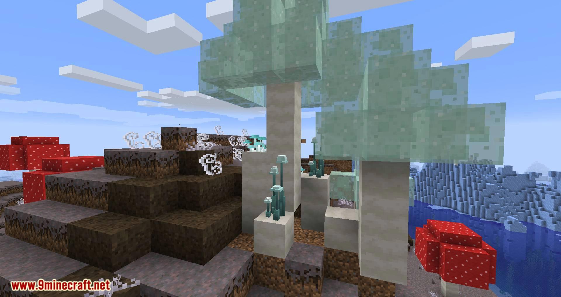 Mushroom Quest mod for minecraft 08