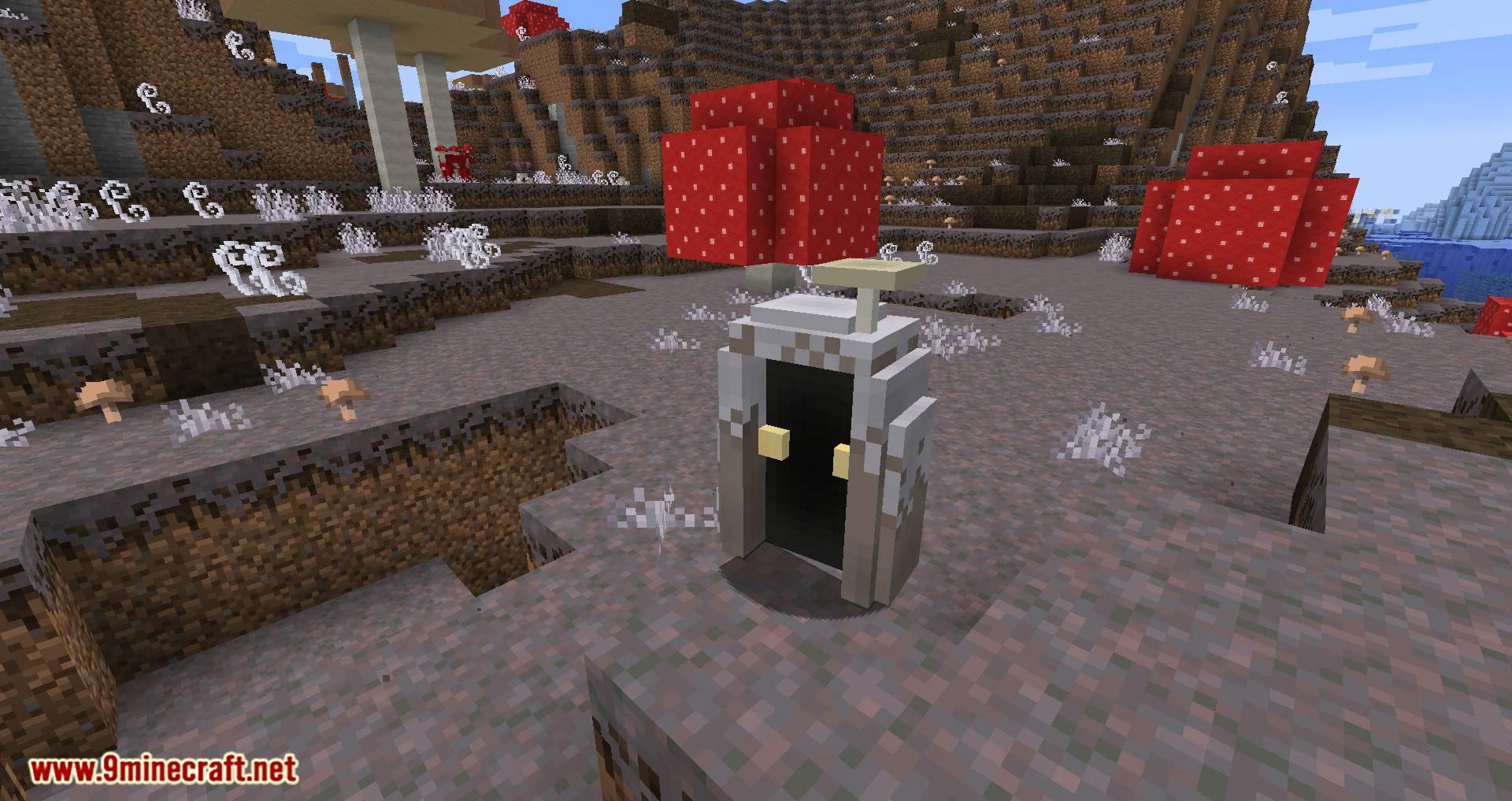Mushroom Quest mod for minecraft 10