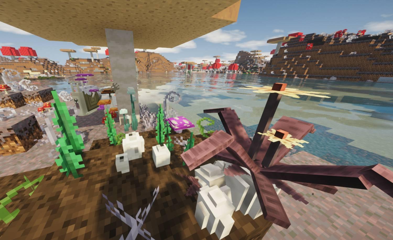 Mushroom Quest mod for minecraft 27