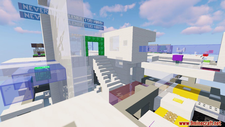 Never A Challenge Too Hard Map Screenshots (10)
