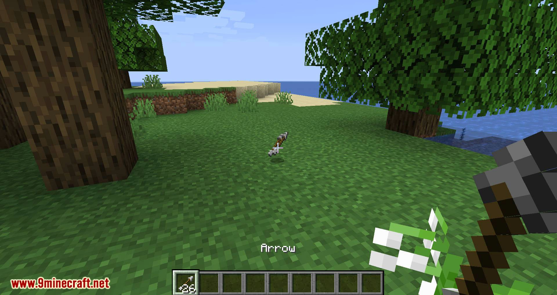 Quiver Redux mod for minecraft 06