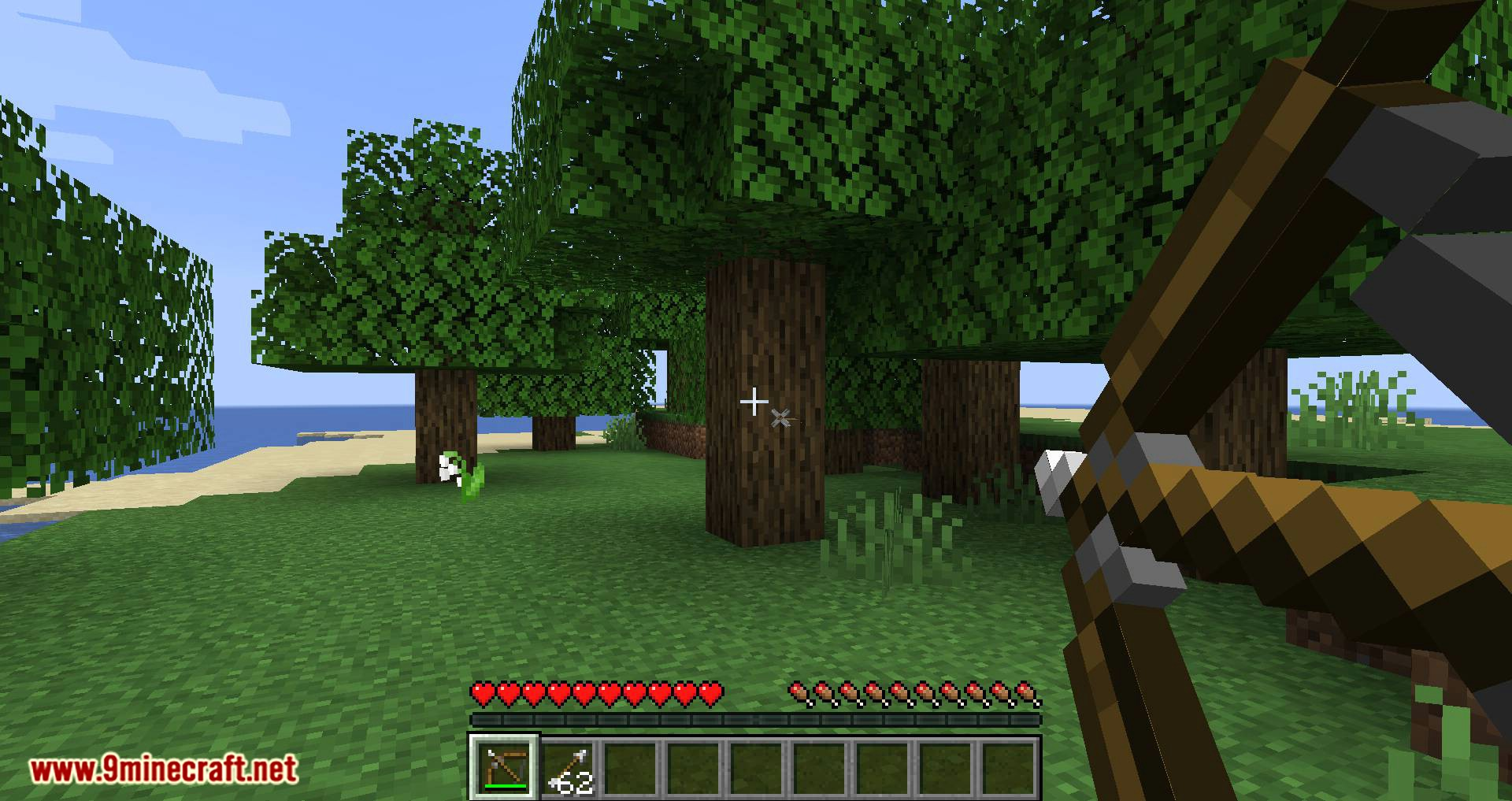 Quiver Redux mod for minecraft 09