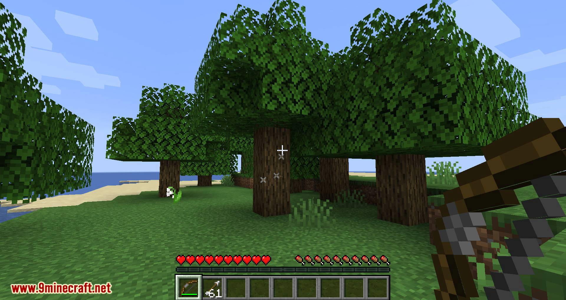 Quiver Redux mod for minecraft 10