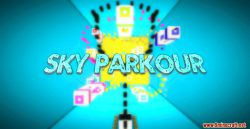Sky Parkour Map Thumbnail