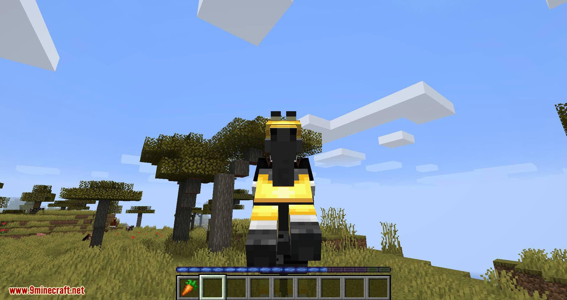Stupid Horse Stand Still mod for minecraft 07