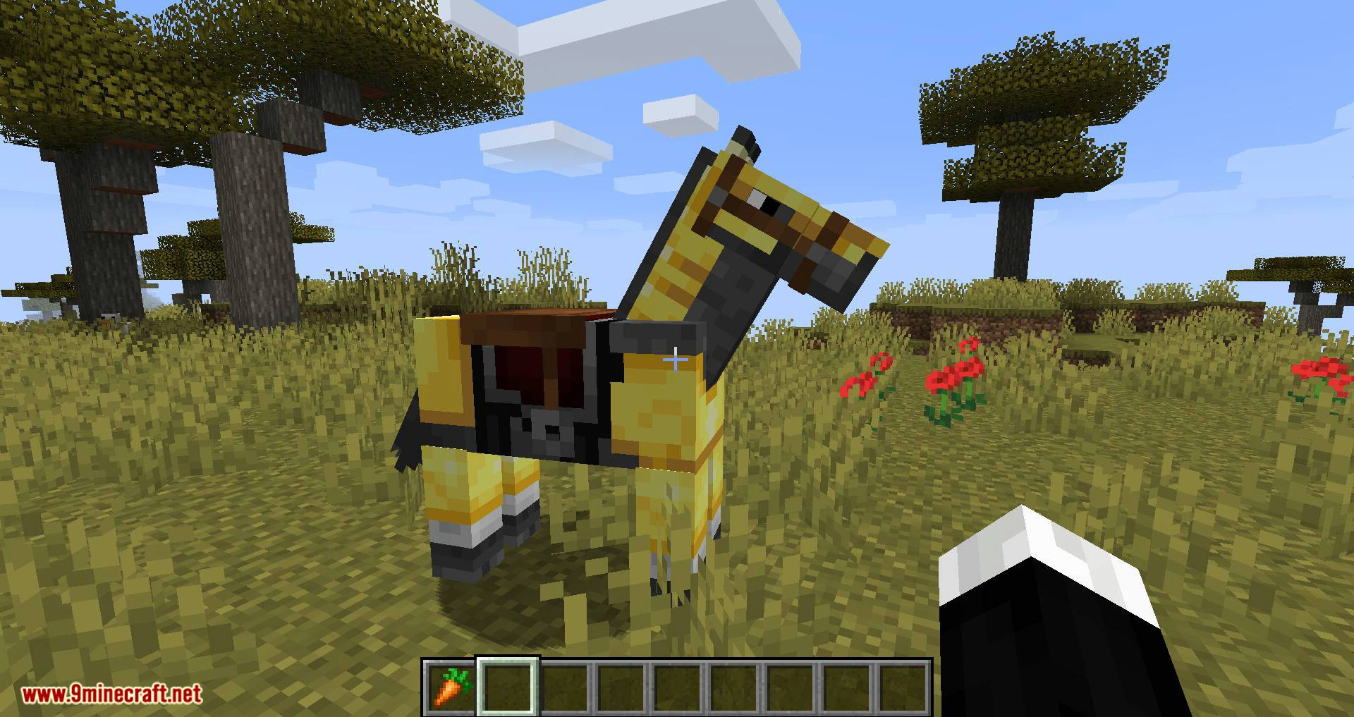 Stupid Horse Stand Still mod for minecraft 08
