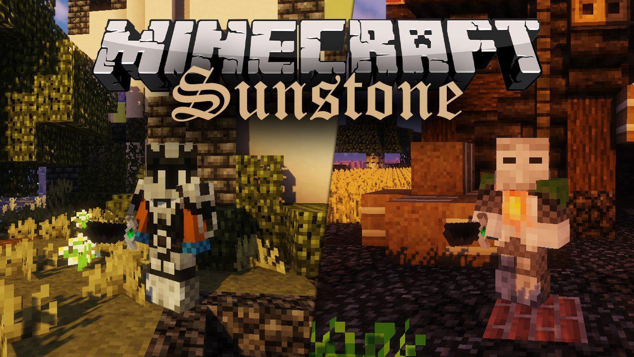 Sunstone Resource Pack