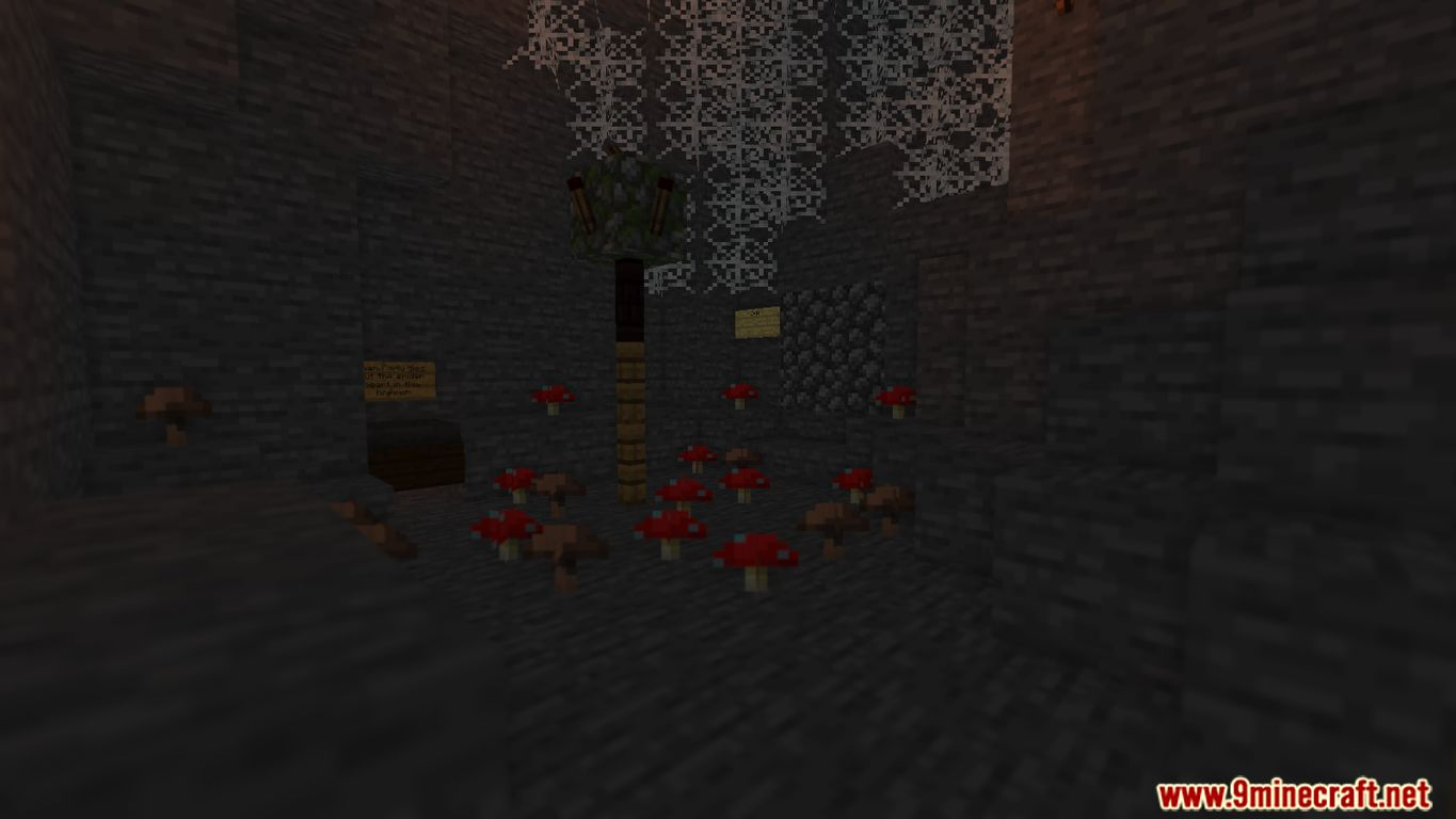 The Mystery of Herobrine Chapter III Map Screenshots (10)