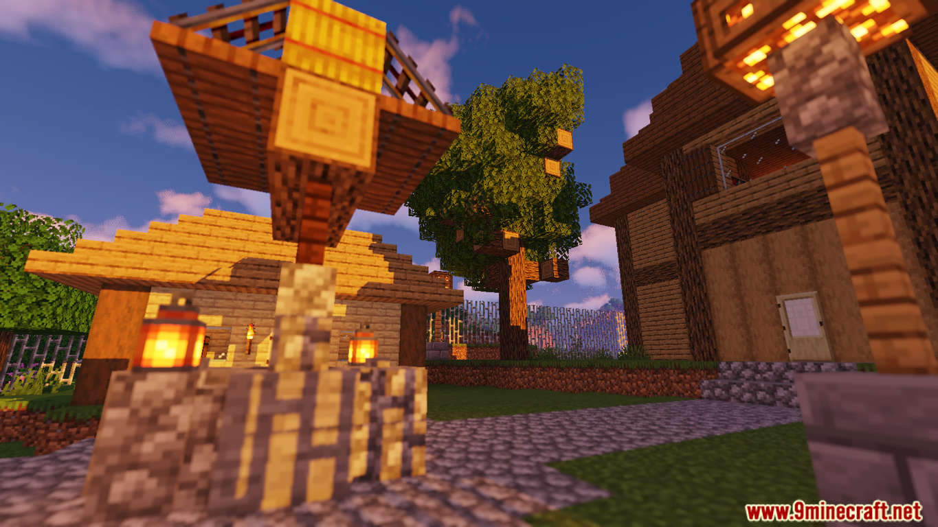 The Mystery of Herobrine Chapter IV Map Screenshots (4)