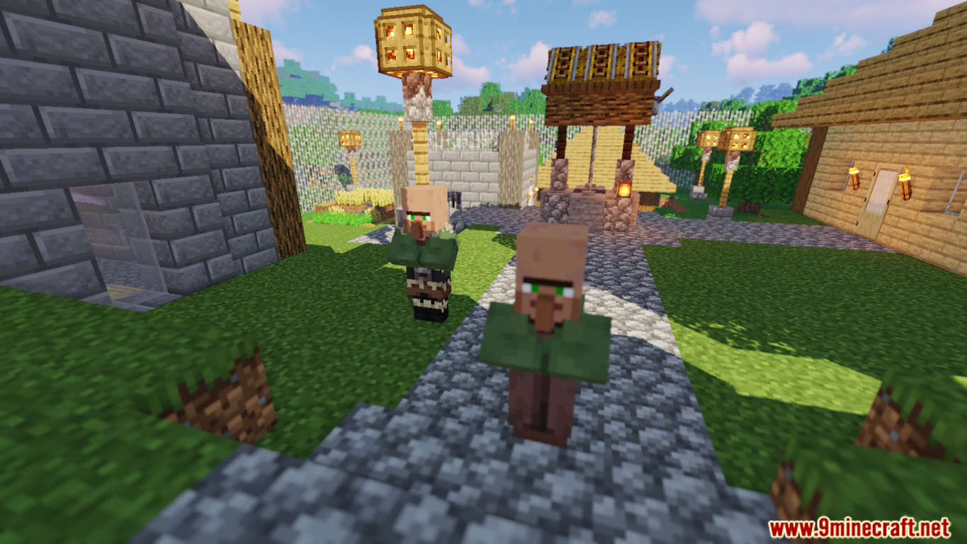 The Mystery of Herobrine Chapter IV Map Screenshots (8)