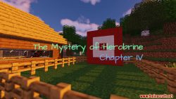 The Mystery of Herobrine Chapter IV Map Thumbnail