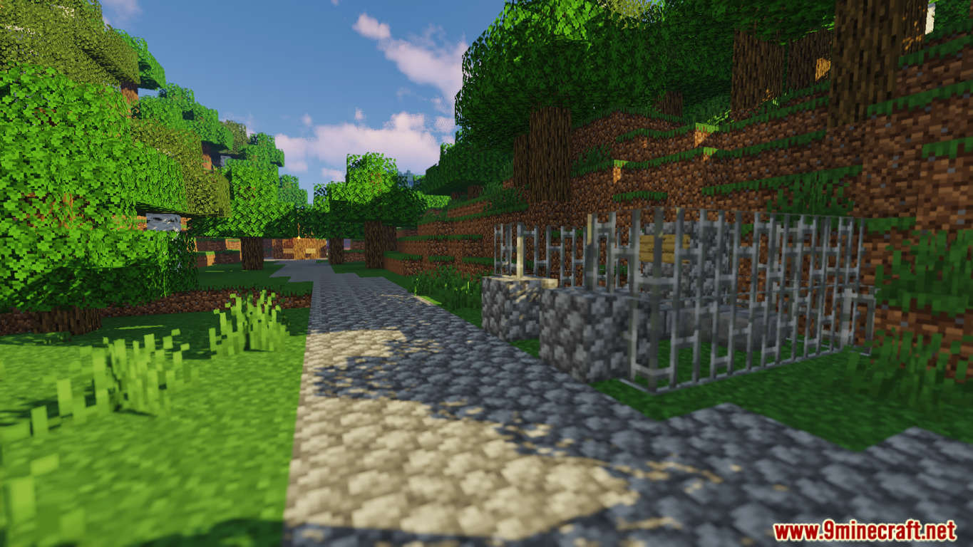 The Mystery of Herobrine Chapter V Map Screenshots (7)