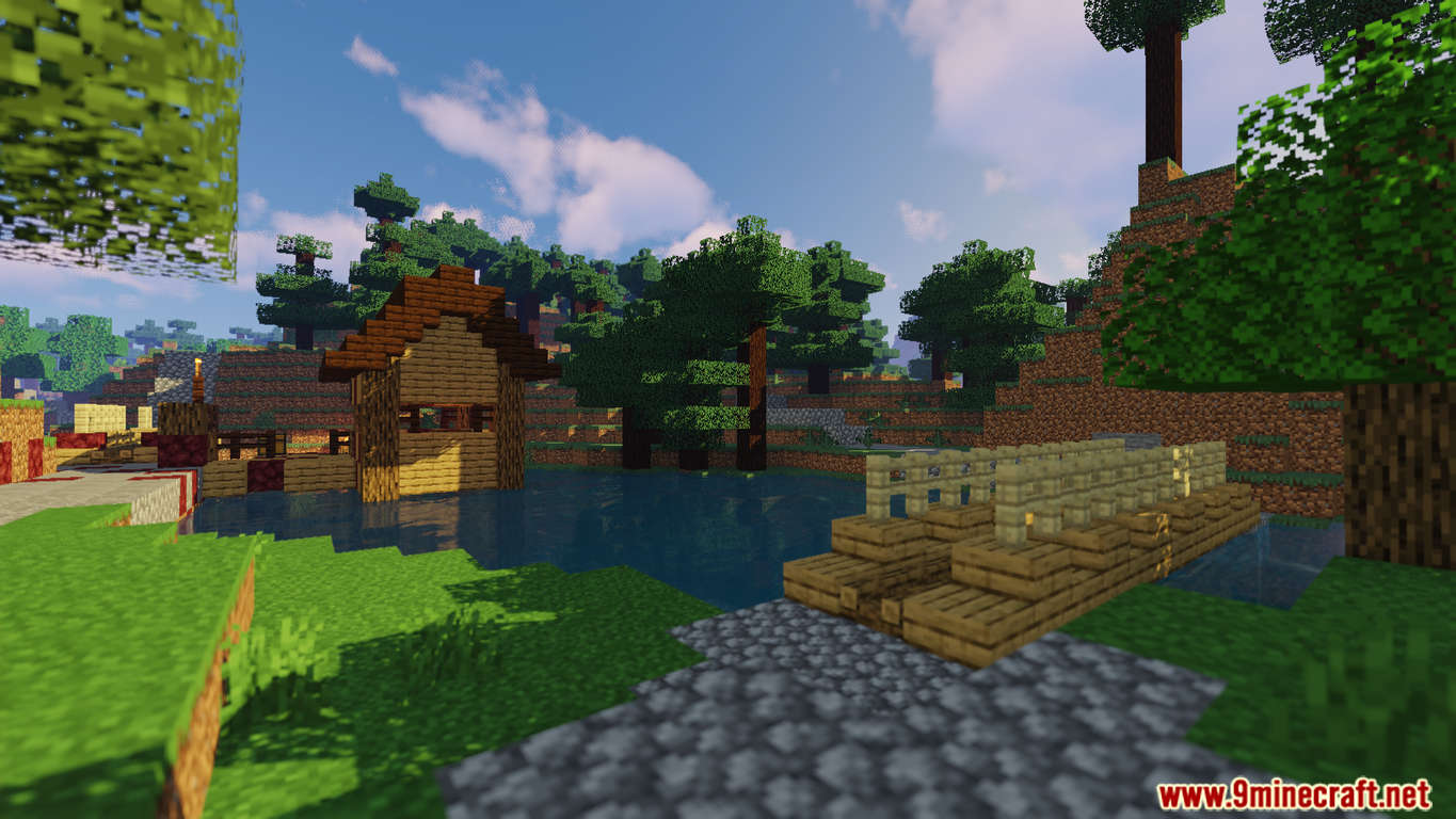 The Mystery of Herobrine Chapter V Map Screenshots (8)
