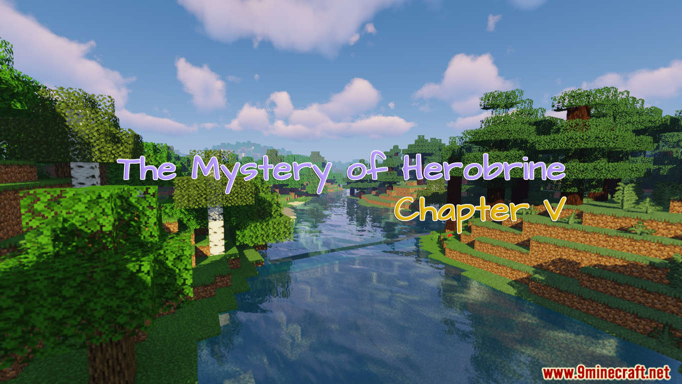 The Mystery of Herobrine Chapter V Map Thumbnail