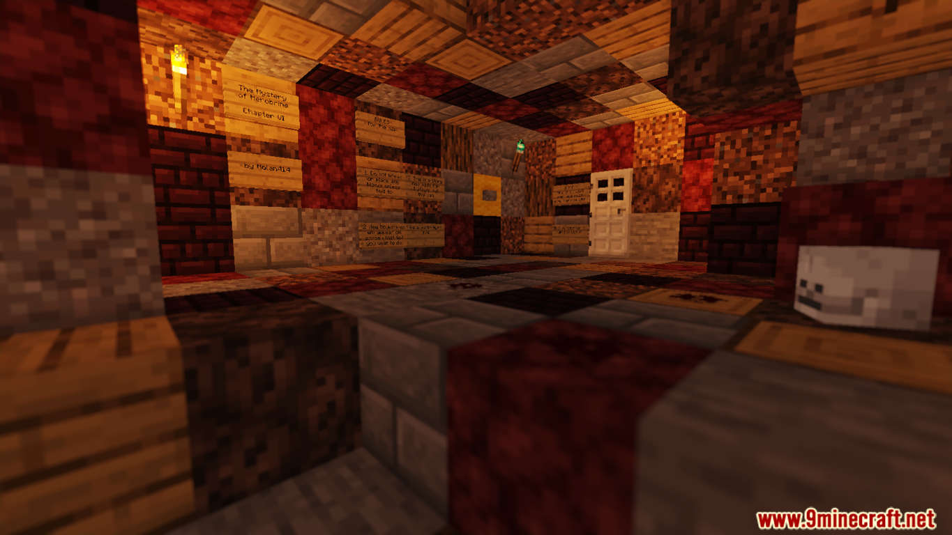 The Mystery of Herobrine Chapter VI Map Screenshots (1)