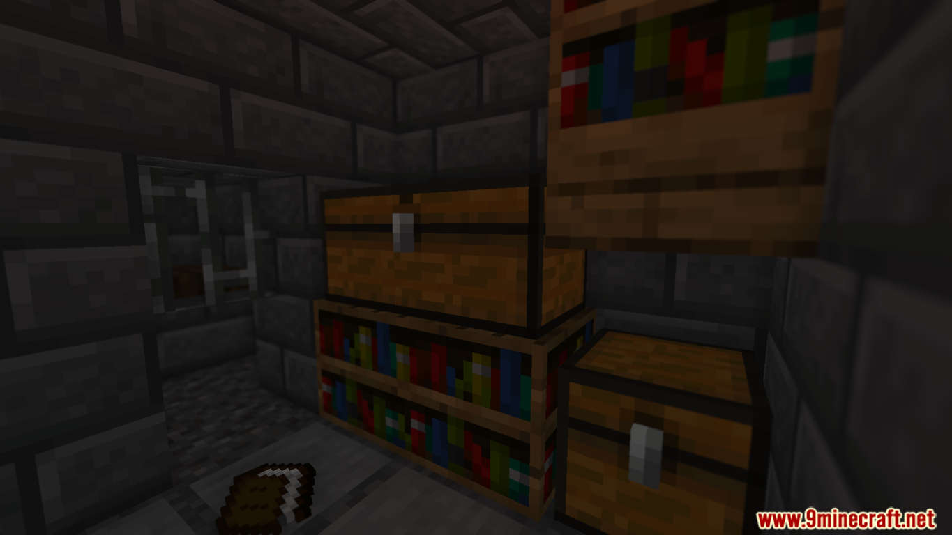 The Mystery of Herobrine Chapter VI Map Screenshots (11)