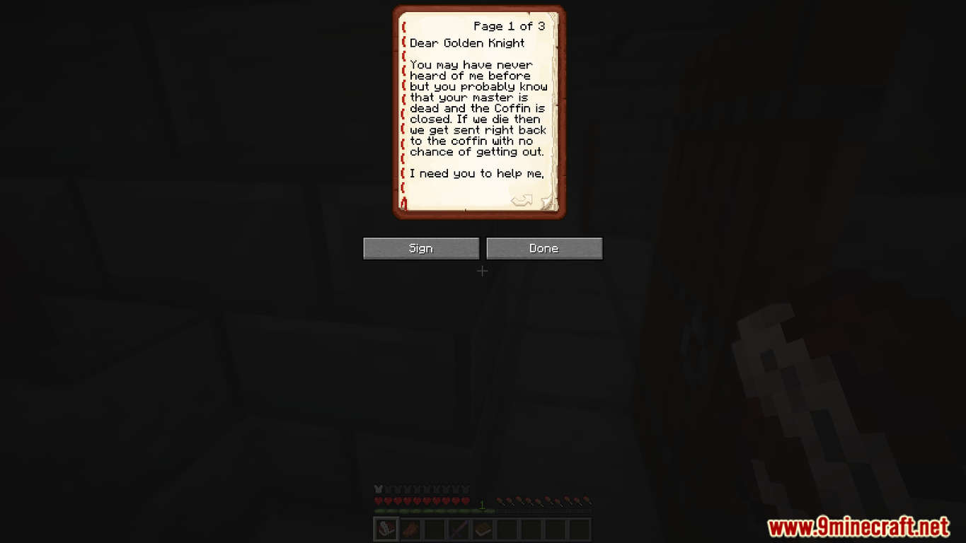 The Mystery of Herobrine Chapter VI Map Screenshots (13)