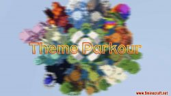 Theme Parkour Map Thumbnail