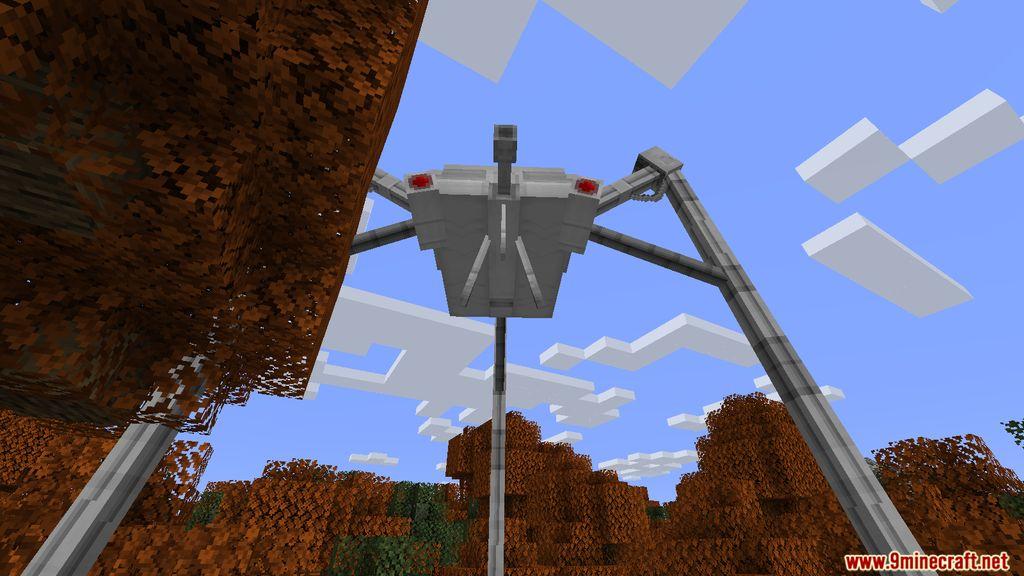 War of the Worlds Mod Screenshots 1