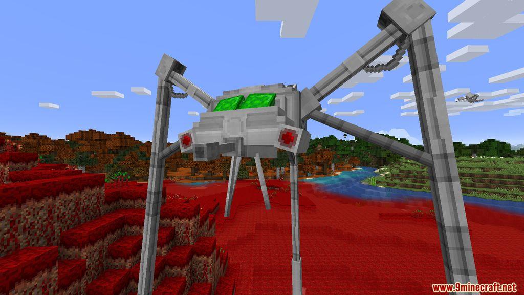 War of the Worlds Mod Screenshots 12