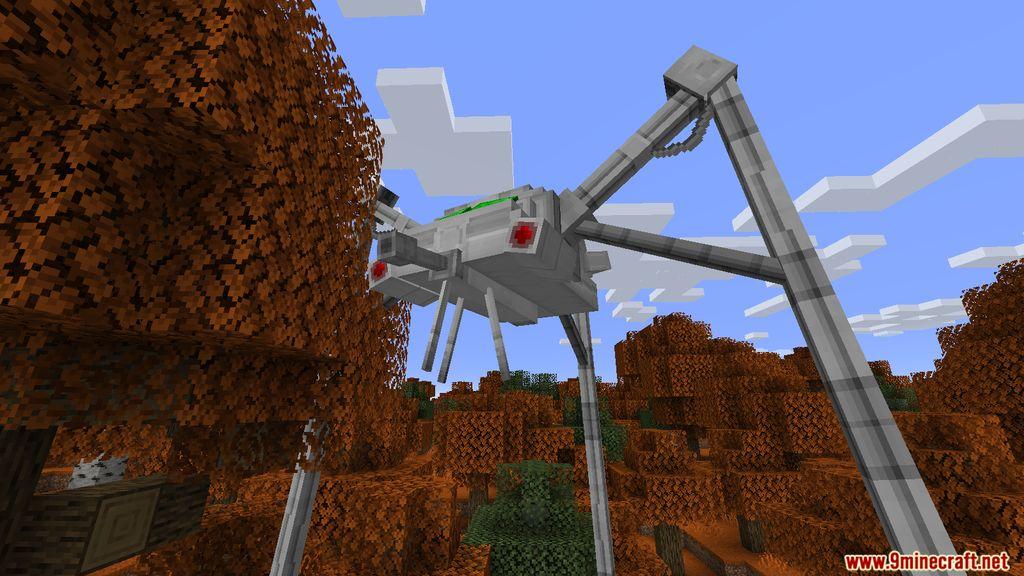 War of the Worlds Mod Screenshots 2