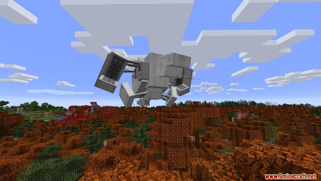 War of the Worlds Mod Screenshots 3