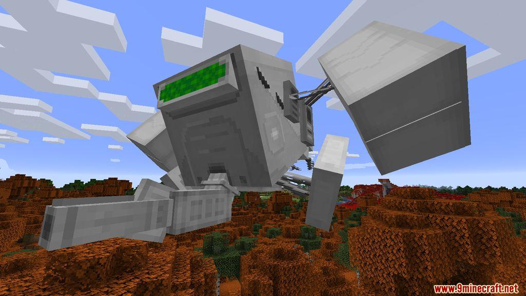 War of the Worlds Mod Screenshots 4
