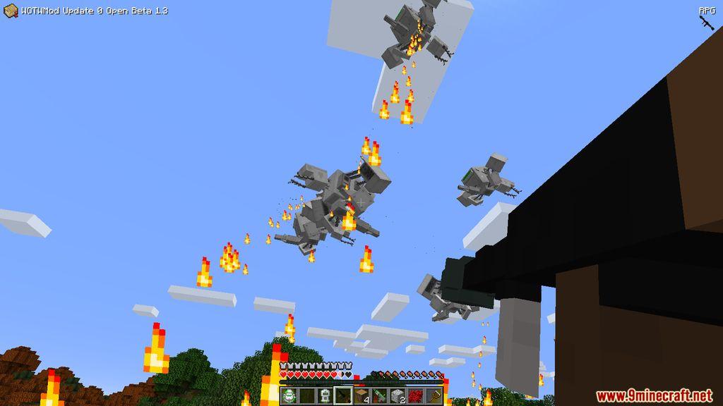 War of the Worlds Mod Screenshots 7