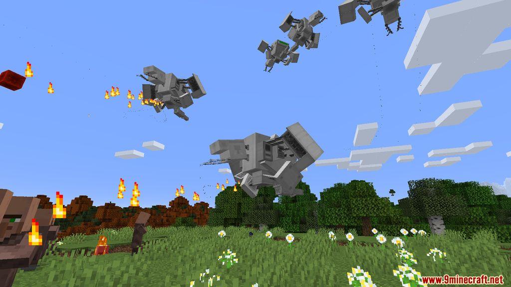 War of the Worlds Mod Screenshots 9