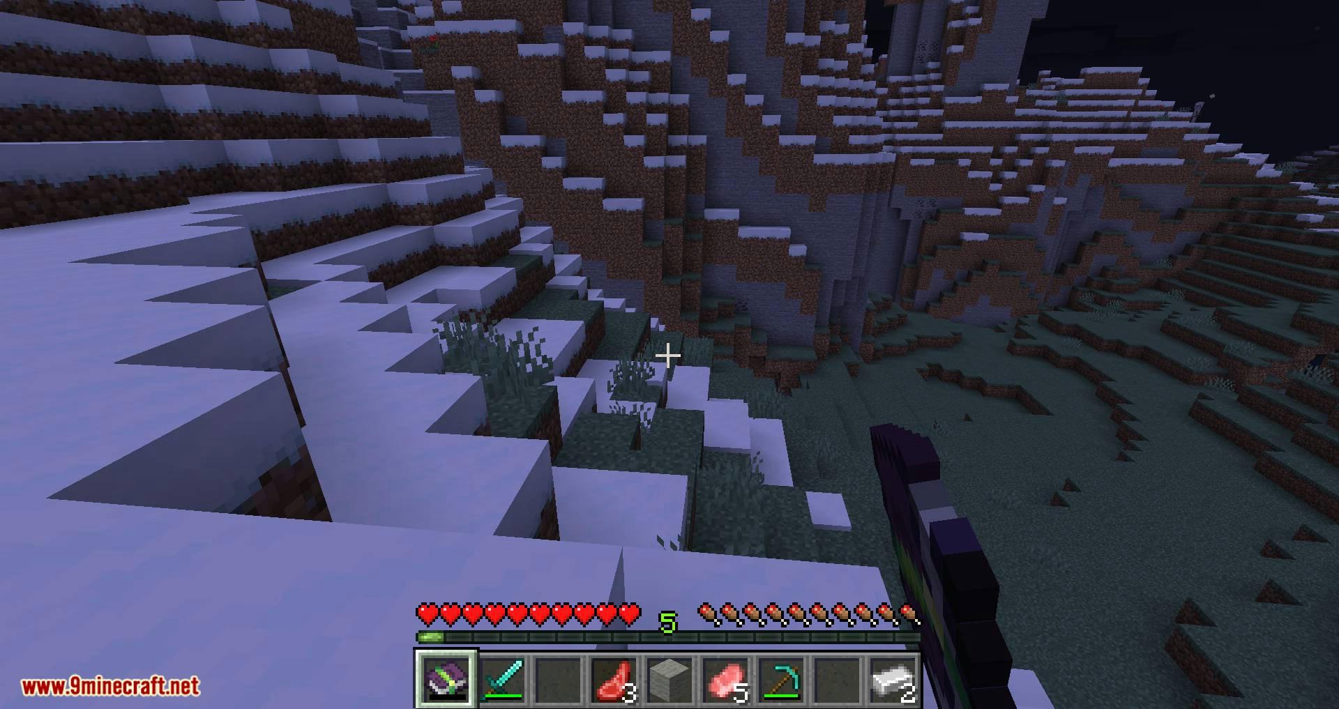 XP Storage mod for minecraft 08