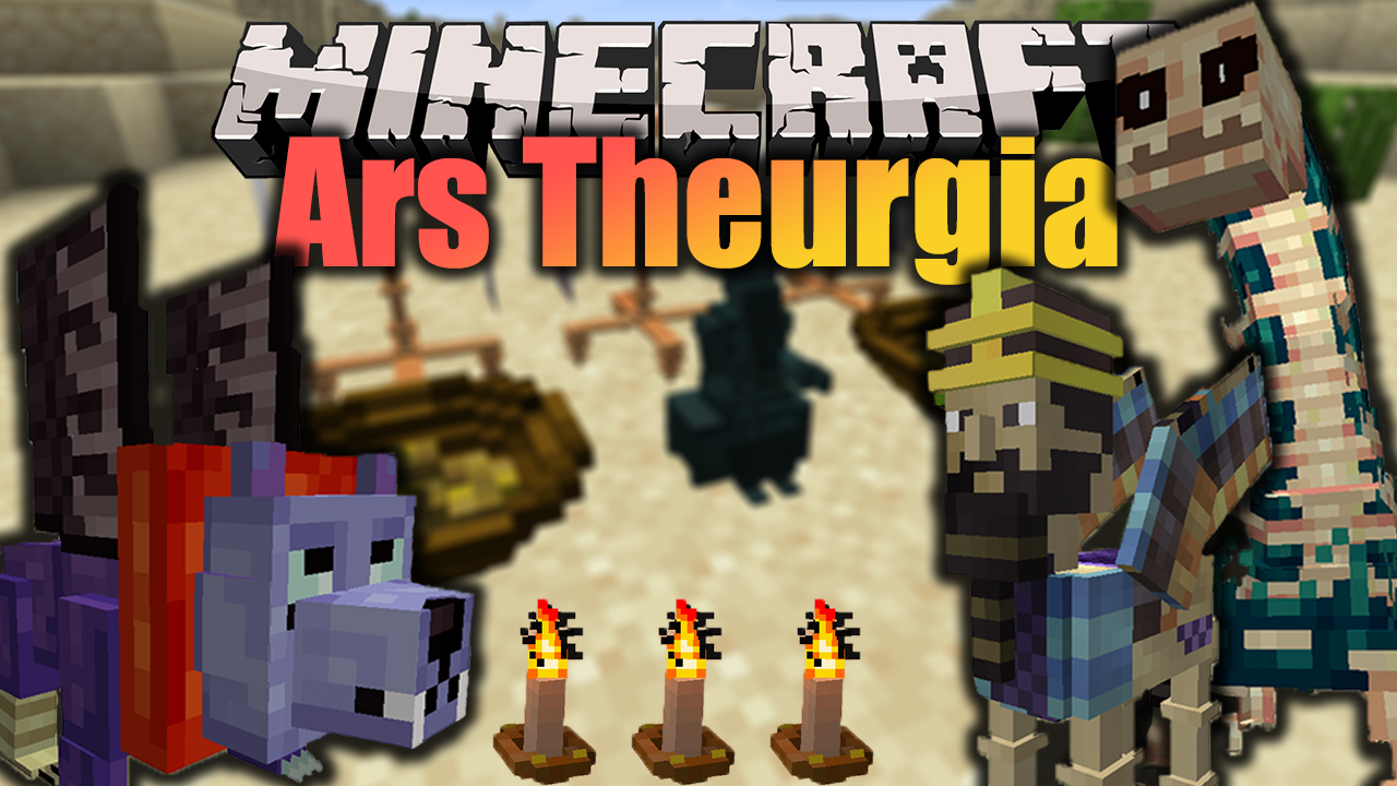 Ars Theurgia Mod
