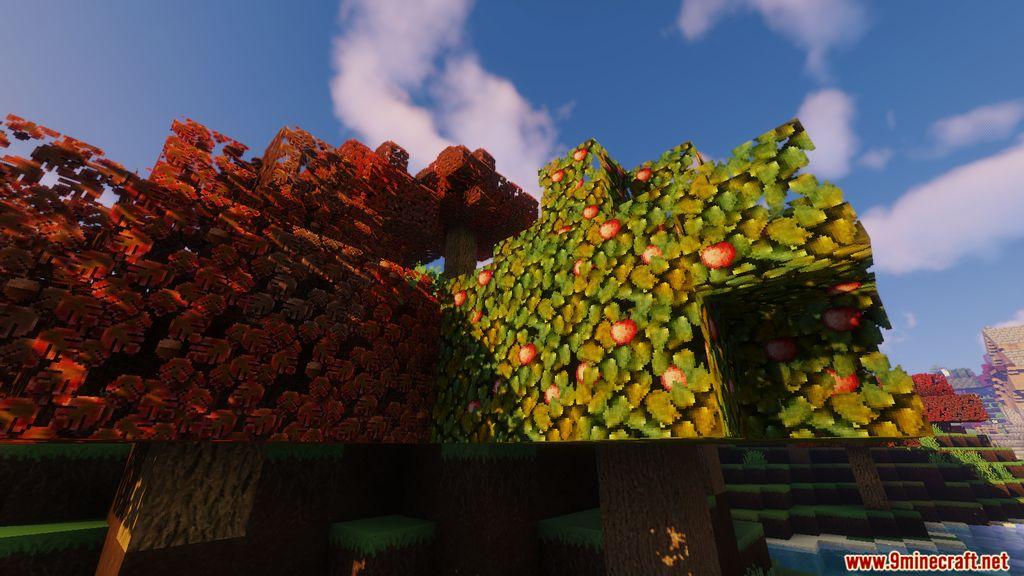 Autumn Wonder Mod Screenshots 1