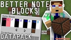 Better Note Blocks Data Pack Thumbnail