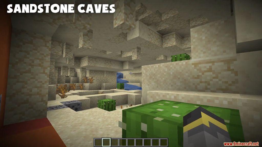 Cave Biomes Data Pack Screenshots (7)