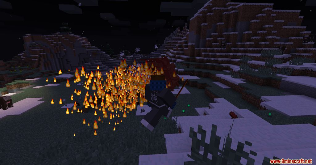 Demon Slayer Mod Screenshots 7