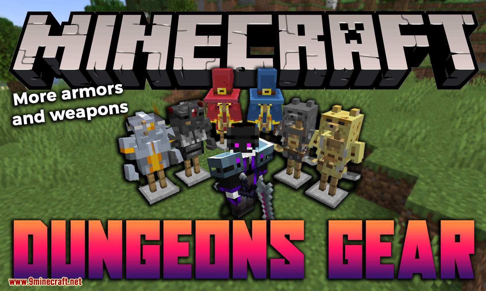 Dungeons Gear Mod 11212.112126.11212/11212.112125.12 (Well-Armed Dungeoneer