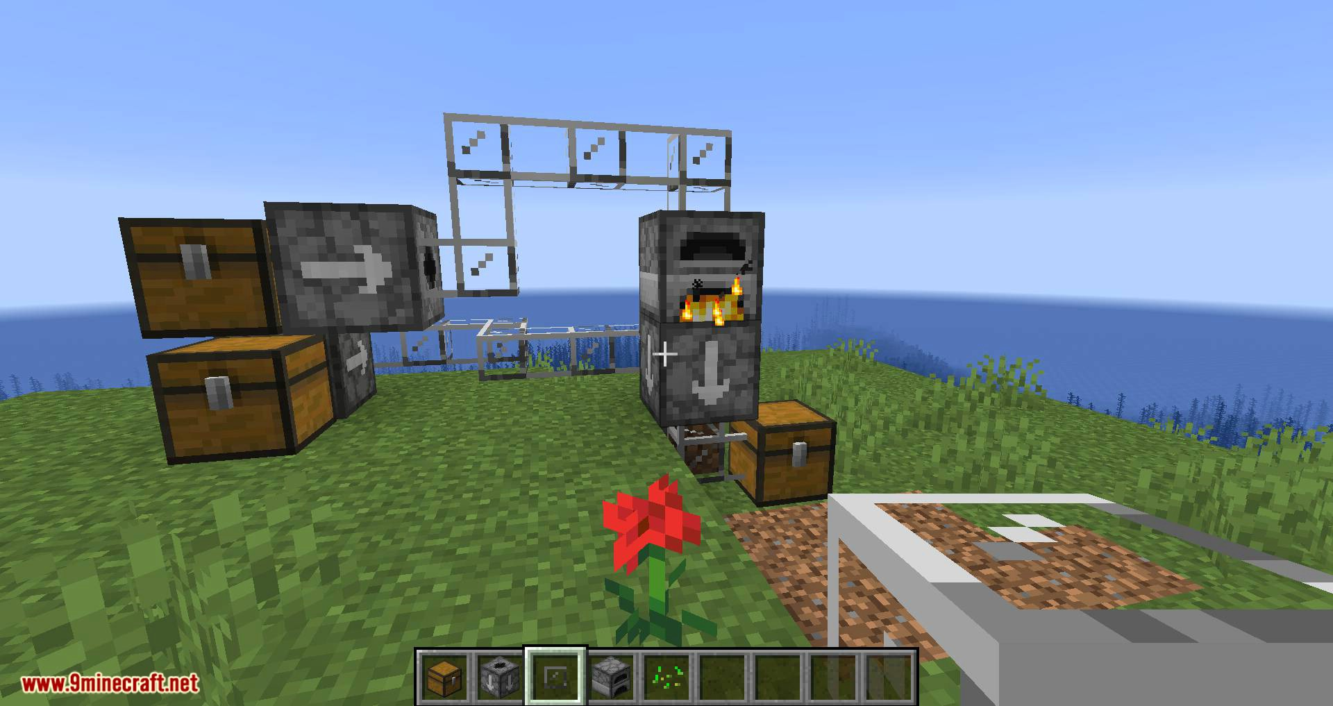 EZ Pipes and Stuff mod for minecraft 10