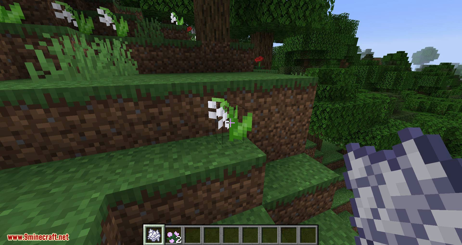 Flora Doubling mod for minecraft 09