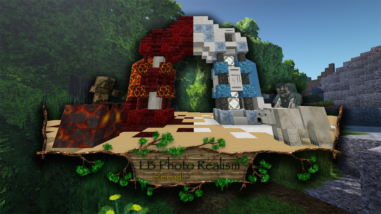 LB Photo Realism Resource Pack
