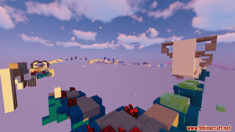 Minecraft Championship Practice Parkour Remake Map Screenshots (8)