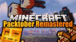 Packtober Remastered Resource Pack