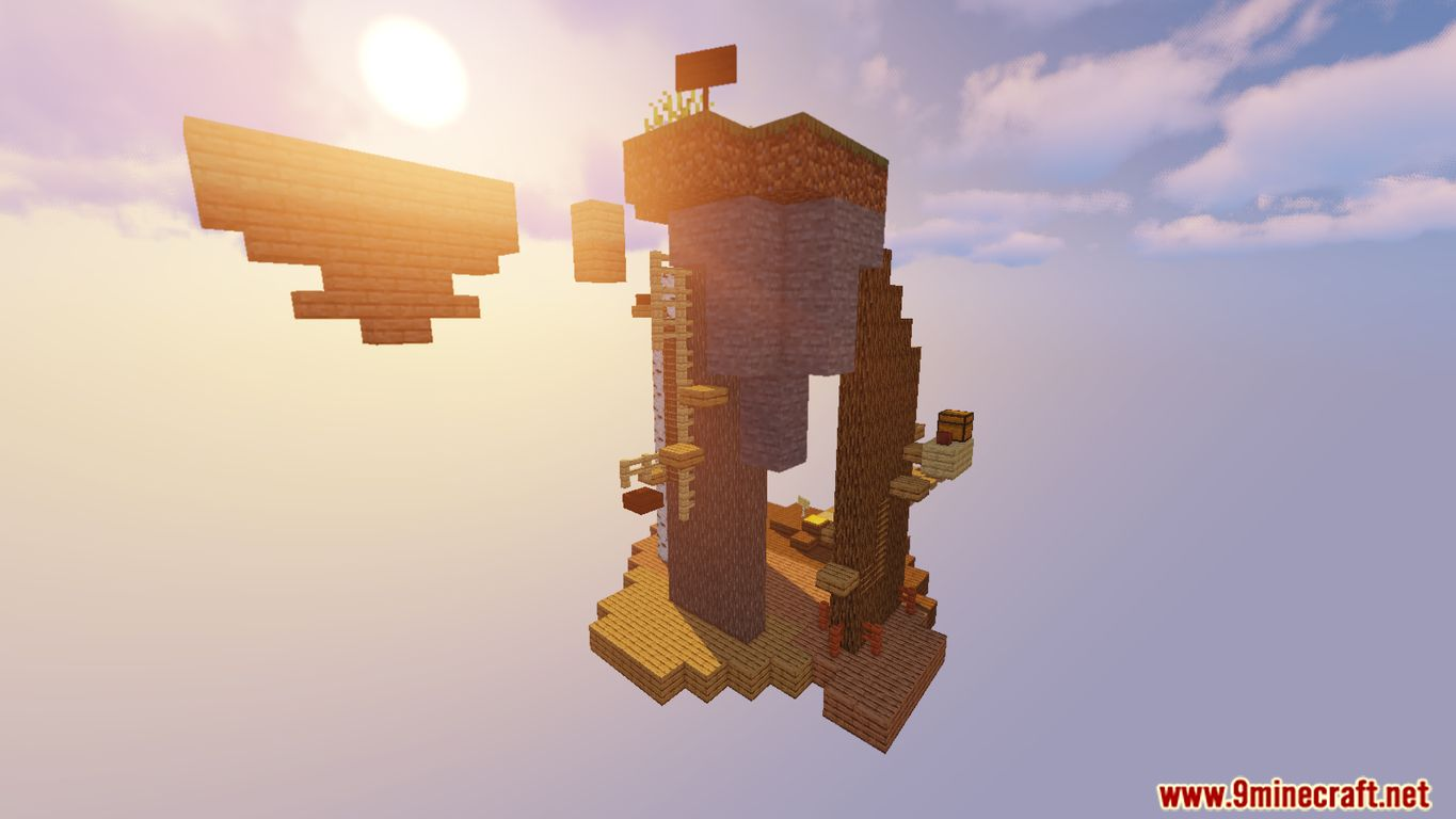 Parkour Islands Map Screenshots (10)