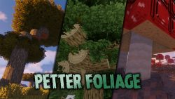 Petter Foliage Resource Pack