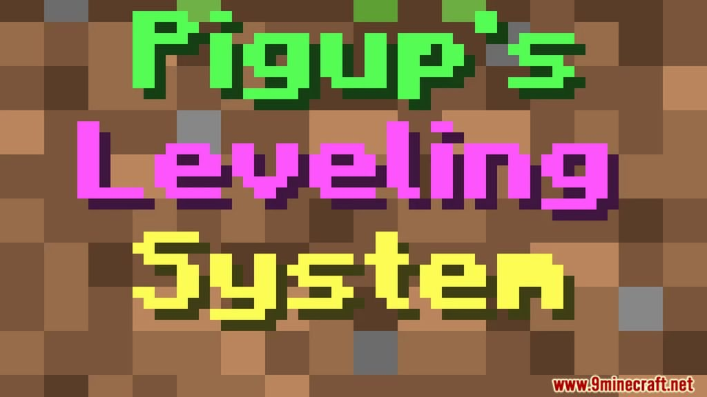 Pigup's Levelling System Data Pack Thumbnail