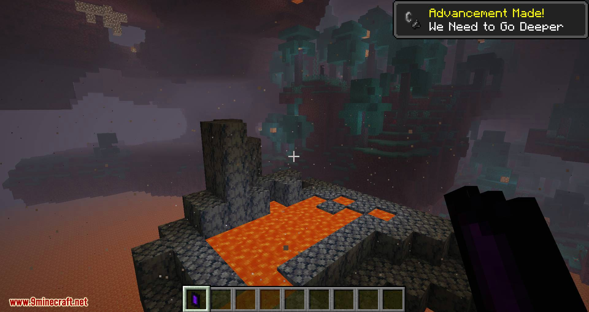 Portable Nether mod for minecraft 04