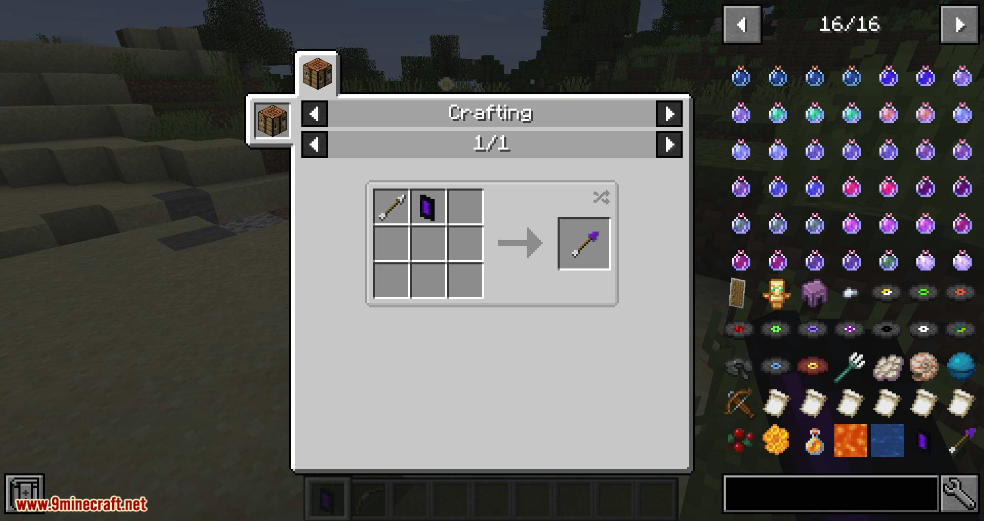 Portable Nether mod for minecraft 07