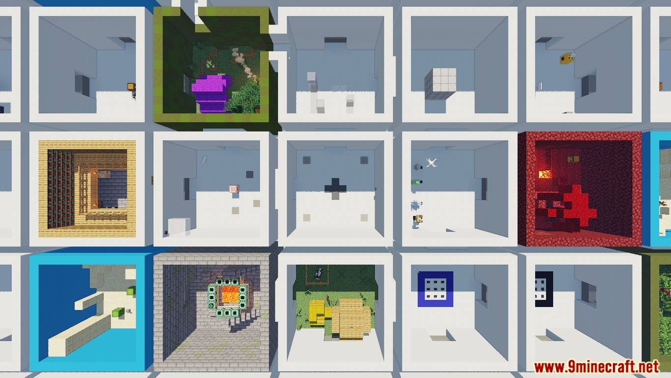 Puzzle Grid Extended Map Screenshots (2)