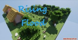 Rising Flood Map Thumbnail