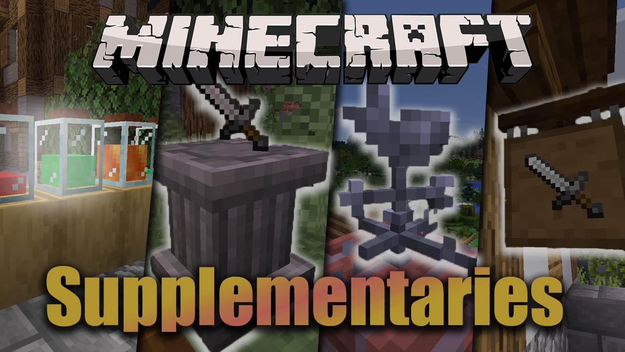 List of Minecraft Mods - Updated daily - 10Minecraft