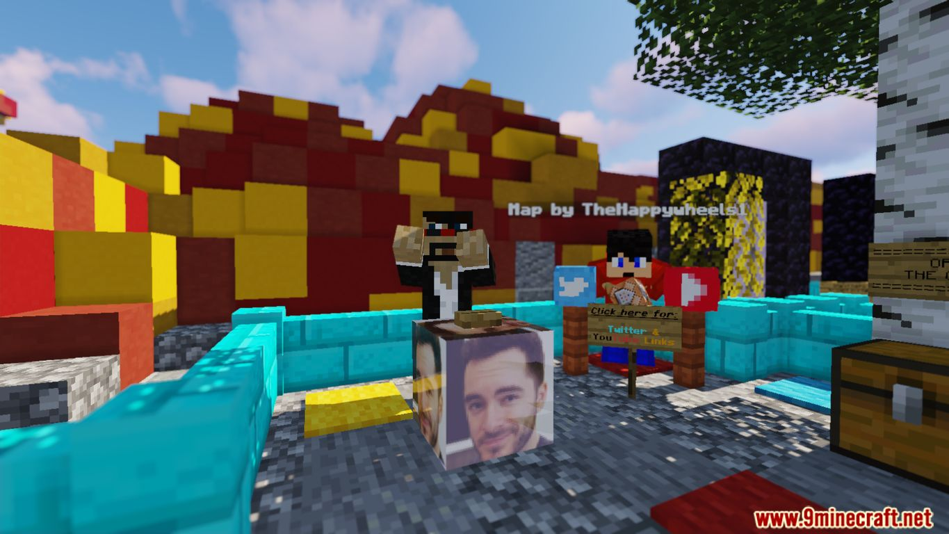 UNFAIR SPARKLEZ Map Screenshots (2)